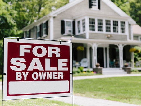 How To Sell Your Home 'For Sale By Owner'