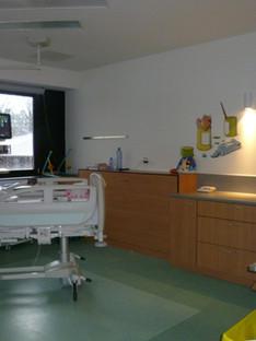 Chambre soins intensifs
