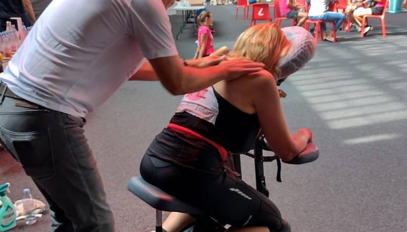 Massage bienfaisant