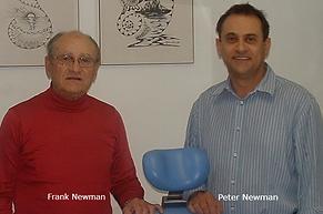 Frank Newman, Peter Newman
