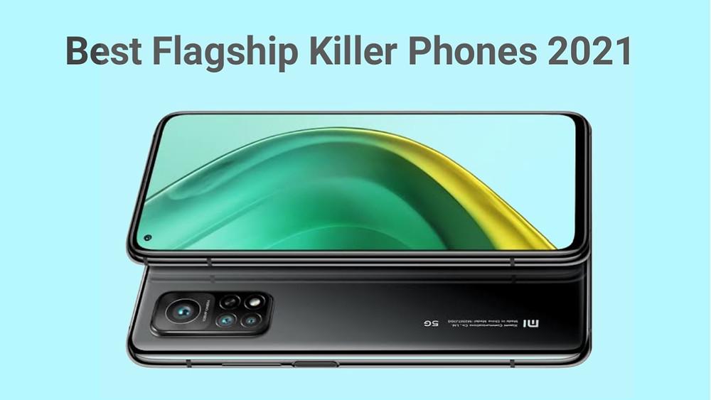 Best flagship killer camera phones 2021