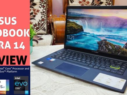 Asus Vivobook Ultra 14 Intel 11th Gen Powered Laptop : Review