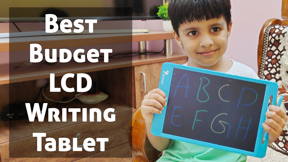 Best Budget LCD Tablets for Kids