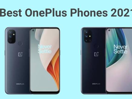 Best OnePlus Phones 2021
