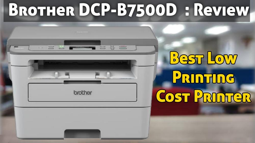 best low cost printer