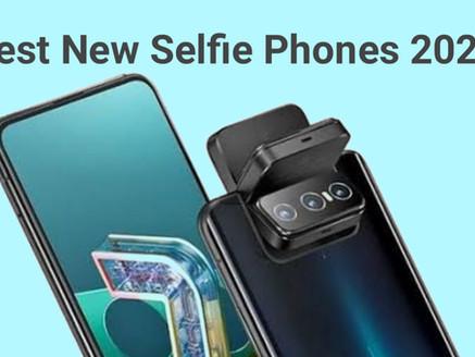 Top 5 Selfie Camera Phones 2021