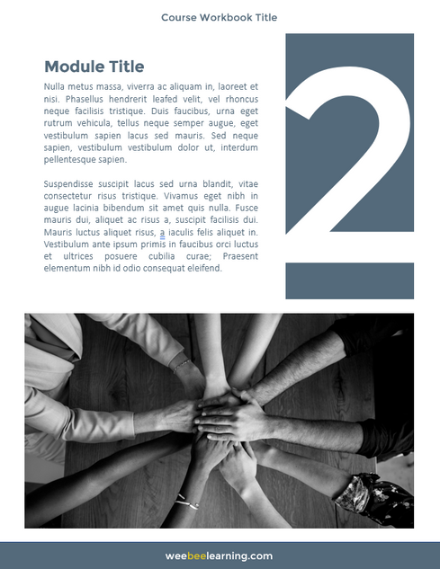 Module 2 Cover Page