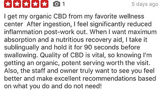 CBD Austin review