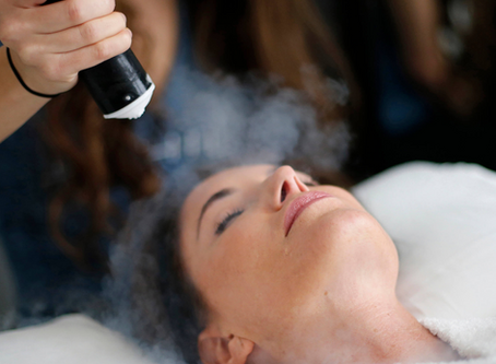 What Does a Cryo Facial Do