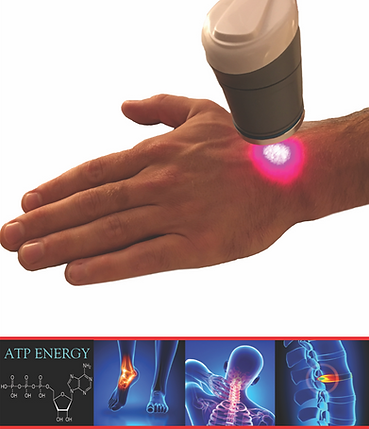 Infrared Laser Therapy
