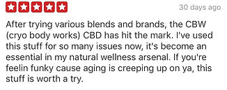 CBD Austin depression review