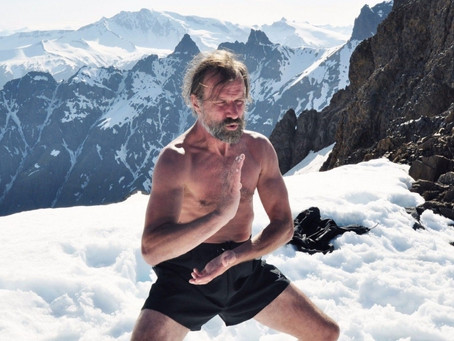 The Wim Hof Method Cold Therapy Review