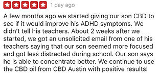 CBD Oil Austin Review