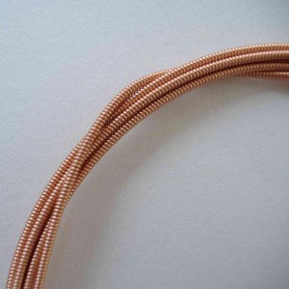 Copper wound Nylgut core type 'D'