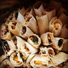 #tamales #montana made with #mucho #love