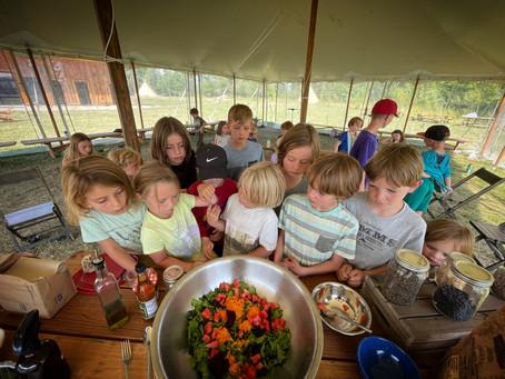 Bodhi Farms Cooking Class