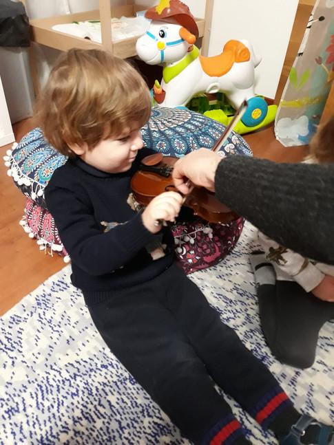 Un vero violino! .Jpeg