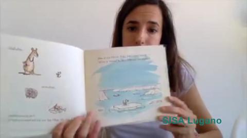 Sisa Lugano Story reading - Hug Time 1.m