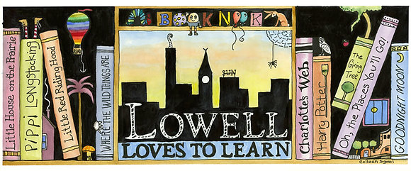 Lowell Loves to Learn
