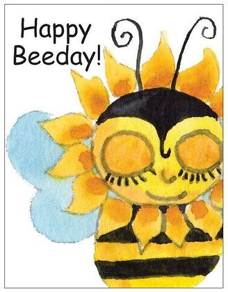 Happy Beeday