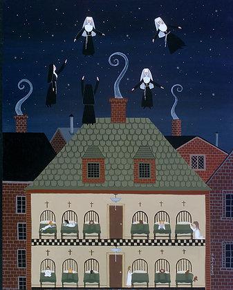 Do Nuns Go To Heaven at Night?