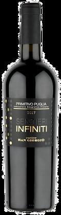 Sentieri Infiniti –Primitivo Puglia IGP