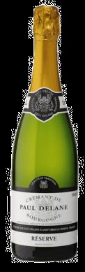 """Crémant de Bourgogne """"Réserve"""" Paul Delane (Saint-Bris-le-Vineux)"""