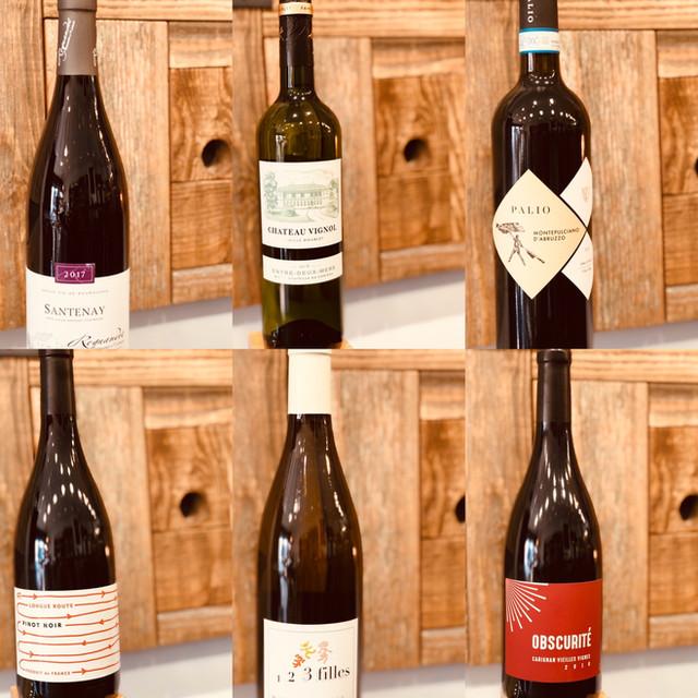 Vins - Sélection