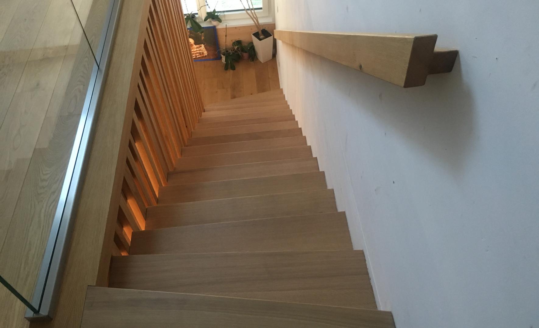 escalier vue 4
