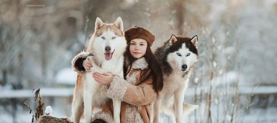 Залог успешной зимней фотосессии
