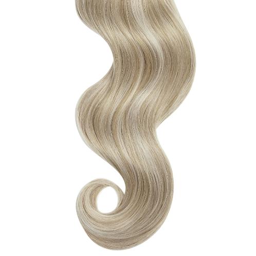 Natural Blonde/Bleach Blonde Highlight (9/10)