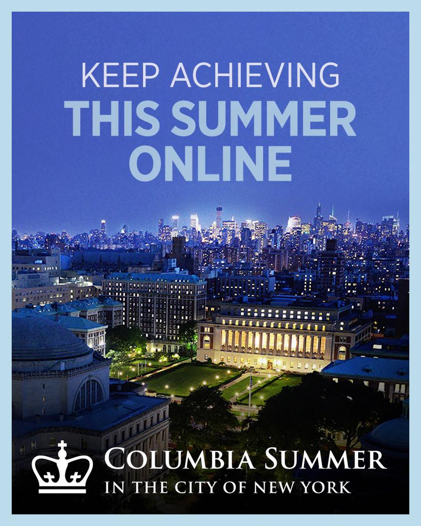Columbia SPS - Brian Greene Social Ad