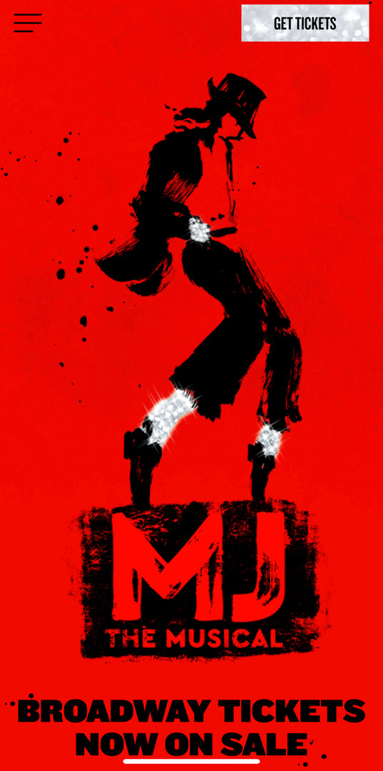 MJ on Broadway