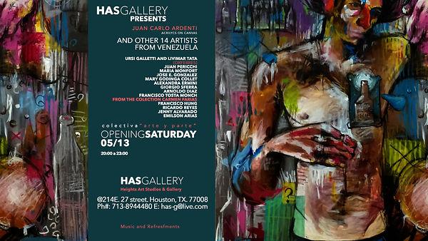 Poster Heights Art Studios & Gallery