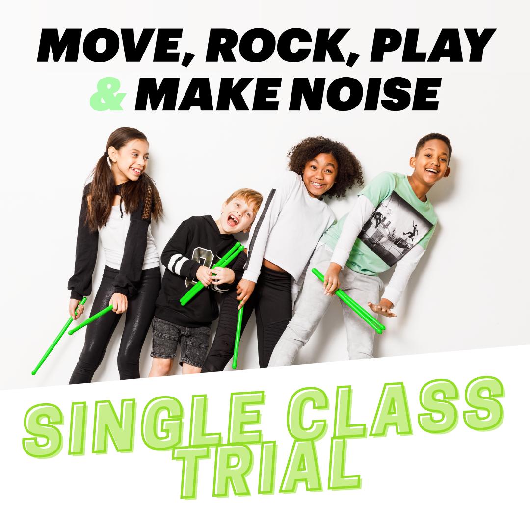 Generation POUND (single class trial)