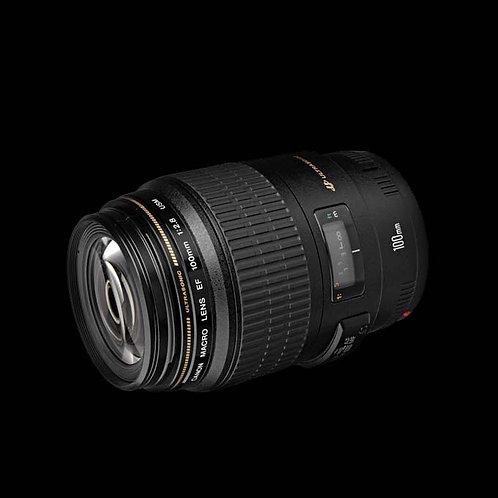 Canon 100mm f2.8 Macro - EF