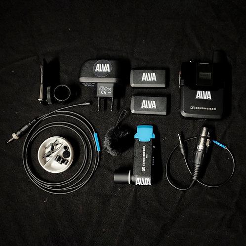 Sennheiser AVX MKE2 Lavalier - Funkstrecken-Set
