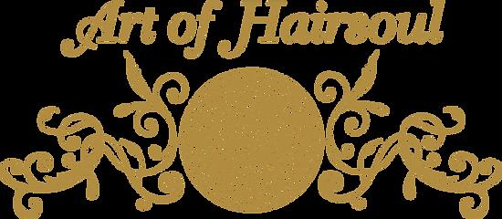 Logo hairsoul gold.png