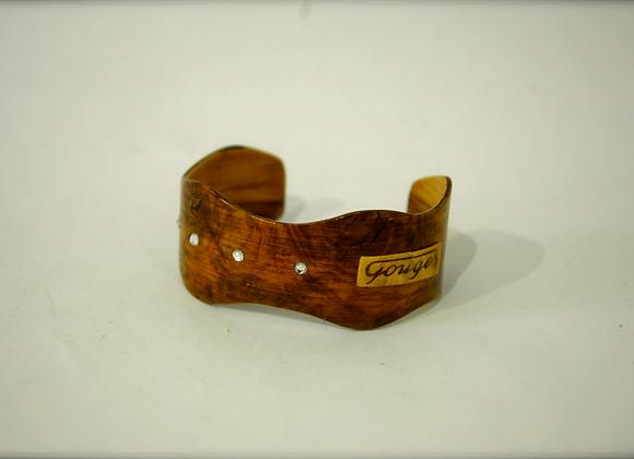 Bracelet en bois olivier