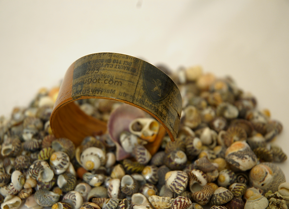 Bracelet Musée Peugeot