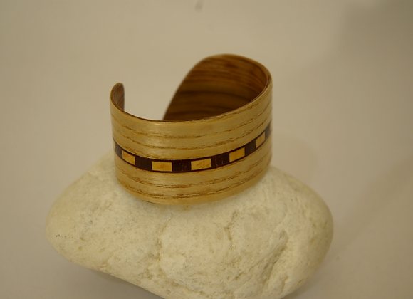 Bracelet en bois d'érable