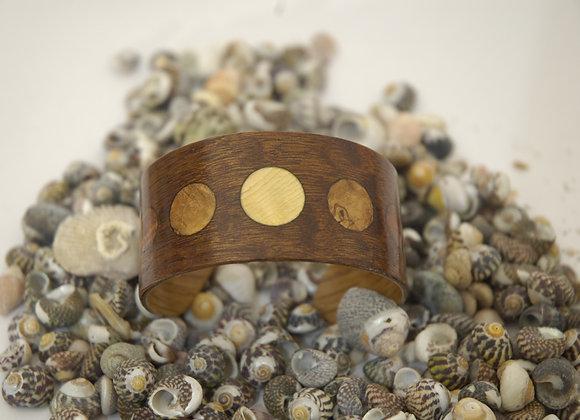 Bracelet en bois sipo