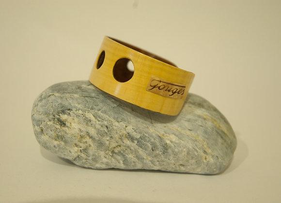 Bracelet en bois buis