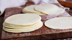 Masas para empanadas