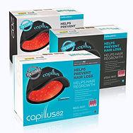 Capillus(カピラス)の3モデル