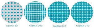 Capillus 低出力レーザーのイメージ比較
