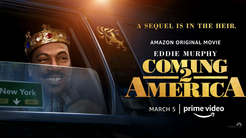 Review: Coming 2 America (2021)