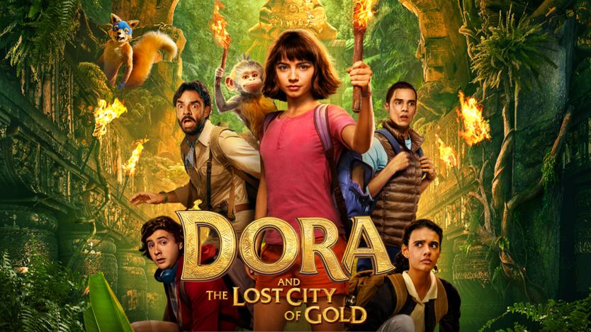 Review: Dora and the Lost City of Gold (2019)