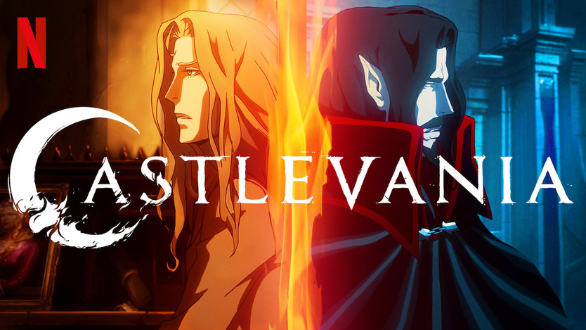 Review: Castlevania - Season 1-3 (2017-2020)