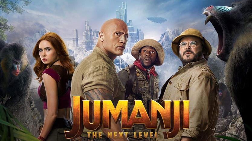 Review: Jumanji: The Next Level (2019)